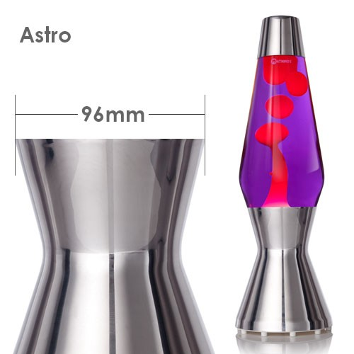 Astro lava lamp bottles