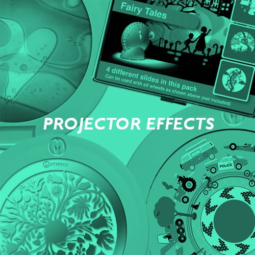 Space Projector effects