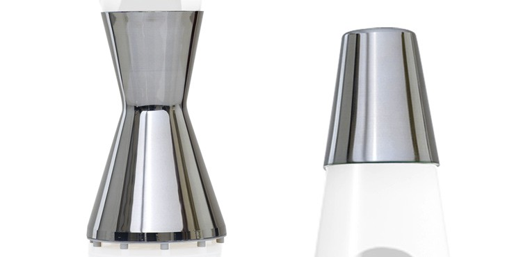 Astrobaby lava lamp - base & cap