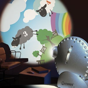 Sensory Lights Projector with Colour Wheels