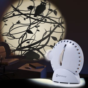 Sensory Lights Projector with Graphic Wheels