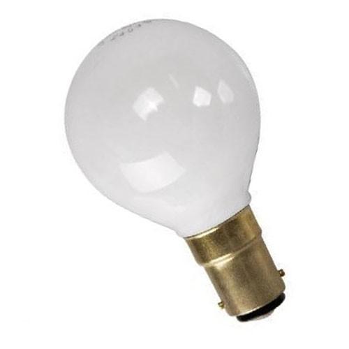 SBC - Small Bayonet 40W Lava lamp Bulb